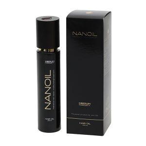 Nanoil olejek do włosów z olejkiem kokosowym